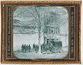 View Lantern slide of the slave dealers, Birch & Co., in Alexandria, Virginia digital asset number 0