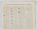 View <I>The Pennsylvania Packet, and Daily Advertiser No. 2747</I> digital asset number 0