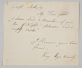 View Letter to a British captain from Eyo Honesty II digital asset number 0
