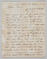 View Letter to William Turner from Eyo Honesty II digital asset number 0