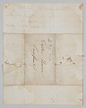 View Letter to William Turner from Eyo Honesty II digital asset number 2