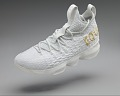 """View """"Equality"""" basketball shoes game-worn by LeBron James digital asset number 1"""