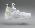 """View """"Equality"""" basketball shoes game-worn by LeBron James digital asset number 7"""