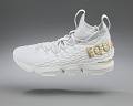 """View """"Equality"""" basketball shoes game-worn by LeBron James digital asset number 12"""