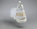 """View """"Equality"""" basketball shoes game-worn by LeBron James digital asset number 13"""