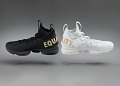 """View """"Equality"""" basketball shoes game-worn by LeBron James digital asset number 14"""