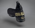 """View """"Equality"""" basketball shoes game-worn by LeBron James digital asset number 3"""