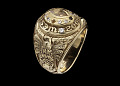 View 2005 West Point class ring owned by 2nd Lieutenant Emily J. T. Perez digital asset number 3
