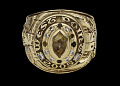View 2005 West Point class ring owned by 2nd Lieutenant Emily J. T. Perez digital asset number 5