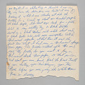 View Letter from Muhammad Ali to Khalilah Camacho-Ali digital asset number 2