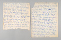 View Letter from Muhammad Ali to Khalilah Camacho-Ali digital asset number 0