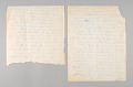 View Letter from Muhammad Ali to Khalilah Camacho-Ali digital asset number 1
