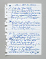 """View Lyrics for """"Dance with My Father"""" handwritten by Luther Vandross digital asset number 0"""