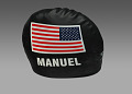 View Swim cap worn and signed by Simone Manuel at the 2016 Olympics digital asset number 1
