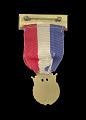 View World War I Gold Star Mothers Pilgrimage Medal issued to Mrs. Margaret A. Neal digital asset number 1