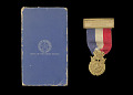 View World War I Gold Star Mothers Pilgrimage Medal issued to Mrs. Margaret A. Neal digital asset number 3