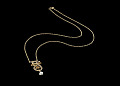 View Necklace worn by Jessie Greer, gifted to her by George J. Jones digital asset number 0
