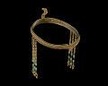 View Cleopatra costume headband worn by Lauren Anderson digital asset number 3