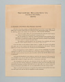View Letter regarding the Birth of a Race Photoplay Corporation digital asset number 0