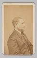 View Carte-de-visite portrait of United States Senator Hiram Revels digital asset number 0