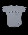 View Yankees jersey worn by Mariano Rivera digital asset number 0