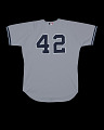 View Yankees jersey worn by Mariano Rivera digital asset number 1