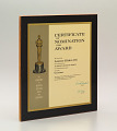 View Certificate of nomination from the Academy Awards issued to Lonne Elder III digital asset number 2