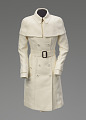 View Ivory coat worn by Kerry Washington as Olivia Pope on Scandal digital asset number 0