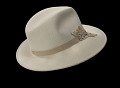 """View White hat and hat box used on the show """"Scandal"""" digital asset number 4"""