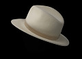 """View White hat and hat box used on the show """"Scandal"""" digital asset number 5"""