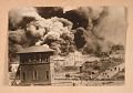 View Photograph of the Greenwood District burning during the Tulsa Race Massacre digital asset number 0