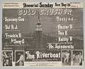 "View Flier for ""Cold Crusher"" at The Riverboat digital asset number 0"