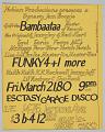 "View Flier for ""Dynasty Jam Boogie"" designed by Eddie Ed digital asset number 0"