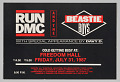 View Flier for Run DMC and the Beastie Boys at Freedom Hall in Louisville digital asset number 0