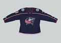View Columbus Blue Jackets hockey jersey worn by Seth Jones digital asset number 1