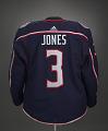 View Columbus Blue Jackets hockey jersey worn by Seth Jones digital asset number 4