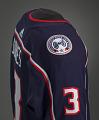 View Columbus Blue Jackets hockey jersey worn by Seth Jones digital asset number 6