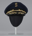 View Hat worn by Dr. Issac Greggs with The Human Jukebox marching band digital asset number 2