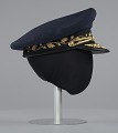 View Hat worn by Dr. Issac Greggs with The Human Jukebox marching band digital asset number 5