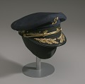 View Hat worn by Dr. Issac Greggs with The Human Jukebox marching band digital asset number 9
