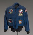 View NASA flight jacket owned by Charles Bolden digital asset number 0