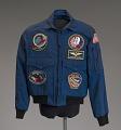 View NASA flight jacket owned by Charles Bolden digital asset number 0