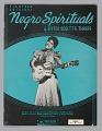 View <I>Eighteen Original Negro Spirituals by Sister Rosetta Tharpe</I> digital asset number 0