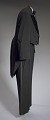 View Black tail coat with white pocket handkerchief worn by Cab Calloway digital asset number 3