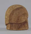 View Wooden hat block from Mae's Millinery Shop digital asset number 3