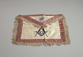View Leather Masonic apron owned by H.C. Anderson digital asset number 2