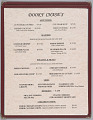 View Menu from Dooky Chase's Restaurant digital asset number 0