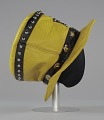 View Yellow and black hat worn by Bootsy Collins digital asset number 4