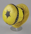 View Yellow and black hat worn by Bootsy Collins digital asset number 5