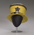 View Yellow and black leather costume worn by Bootsy Collins digital asset number 4